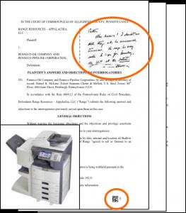 Postmark Scan