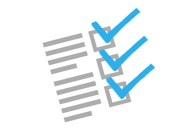 Document Image Quality Checklist