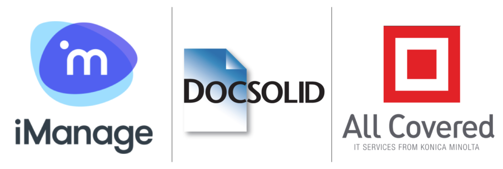 Boston 2019 Event - DocSolid - iManage - All Covered