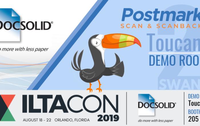 ILTACON 2019 DocSolid Demo Room Toucan 2