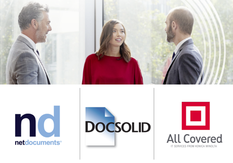 AllCovered Event with DocSolid and NetDocuments