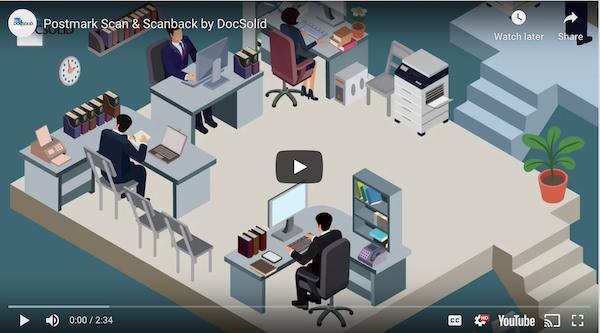 Postmark Scan Platform Video Thumbnail