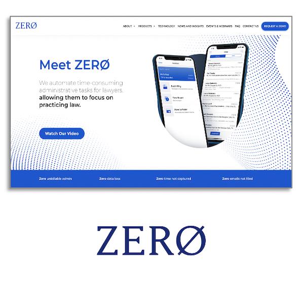ZERØ Website