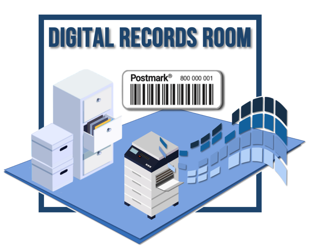 DocSolid Digital Records Room Icon - Airmail2