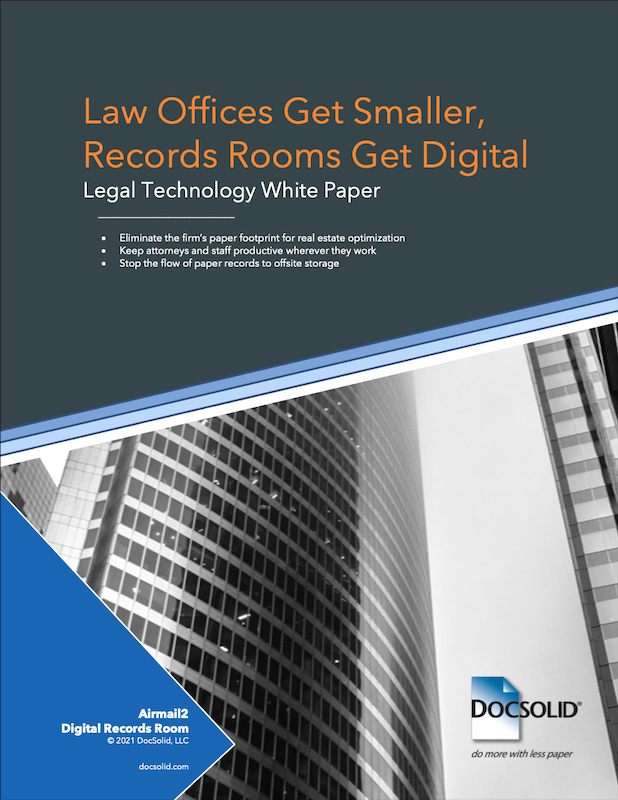 Law Firm White Paper PDF DocSolid Digital Records Room